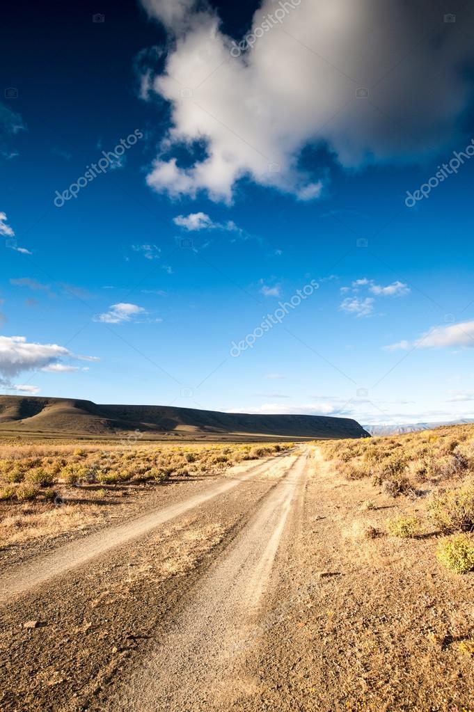 Karoo dirt road