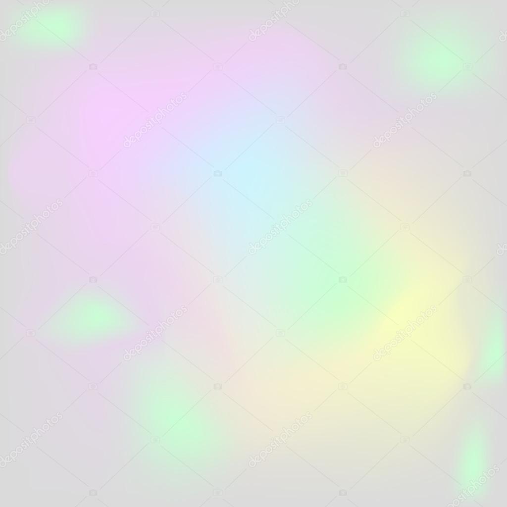 홀로그램 펄 배경입니다 무지개빛 홀로그램 배경 스톡 벡터 169 Inides 106408630
