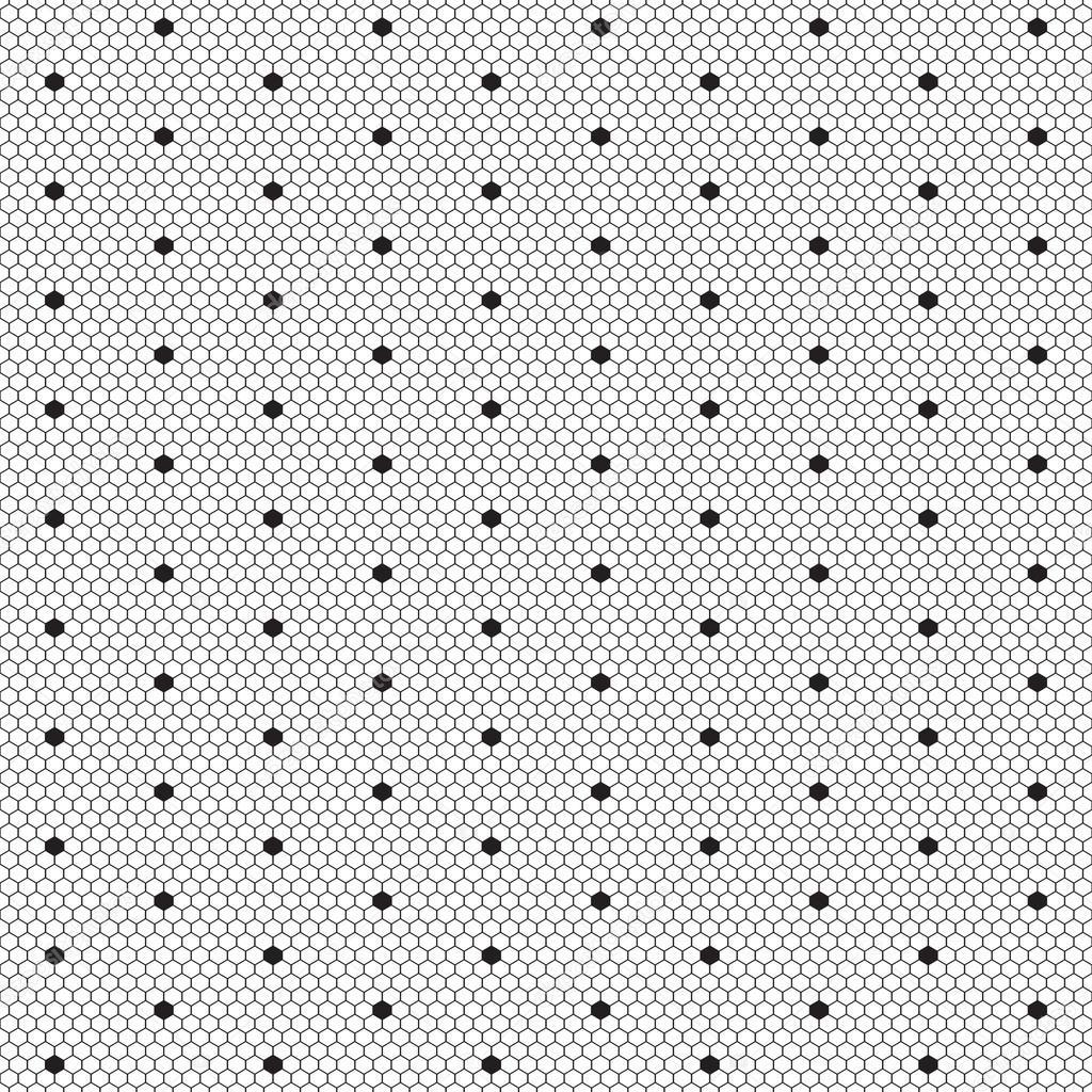 Patrón transparente de encaje de punto net — Vector de stock ...