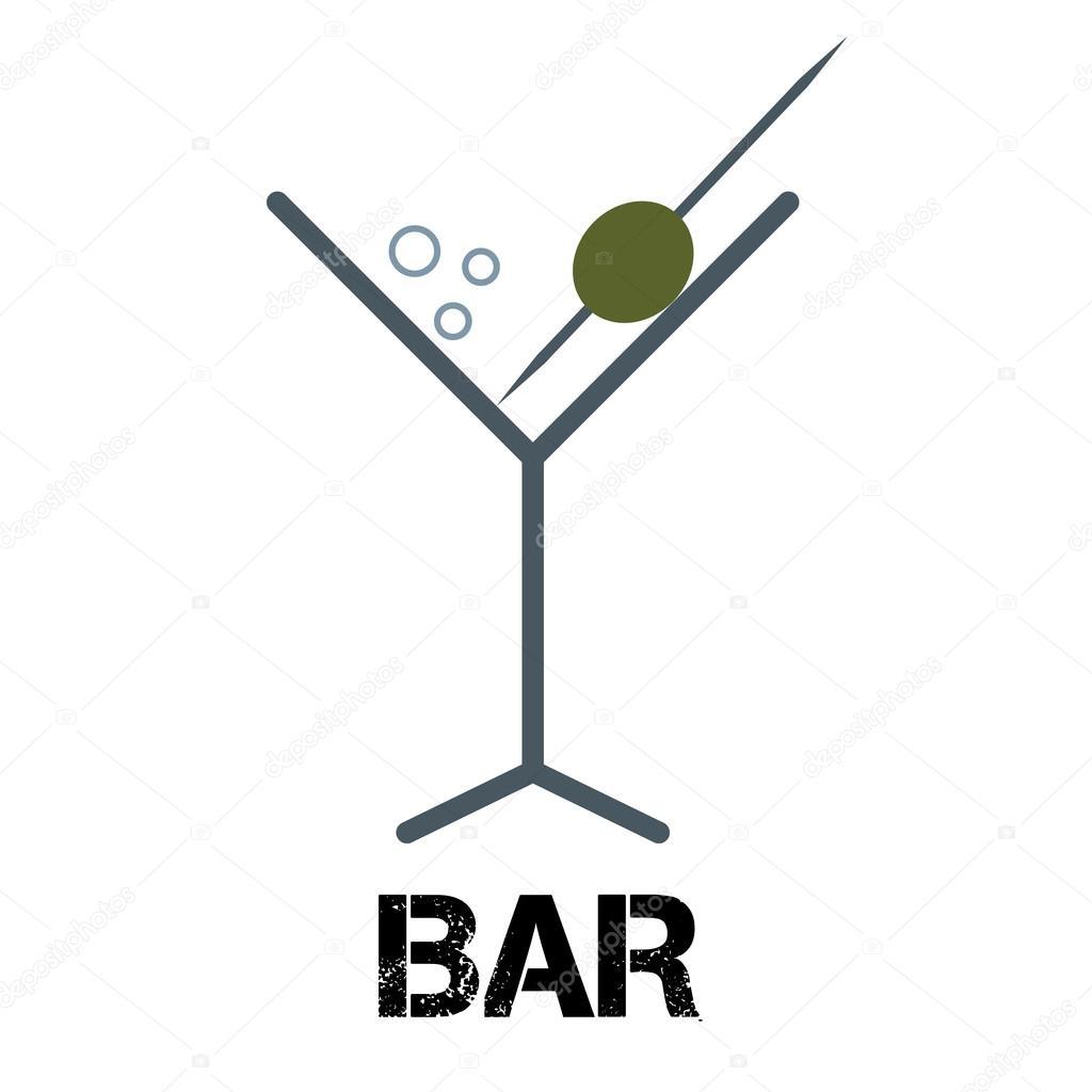Bartender Logo Design