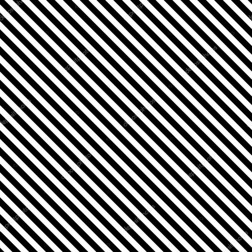 Diagonal stripe seamless pattern  — Stock Vector © inides