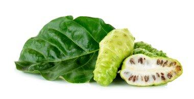 Exotic Fruit - Noni isolated on the white background