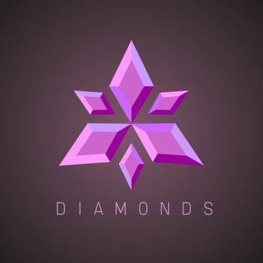 Ruby gems logo
