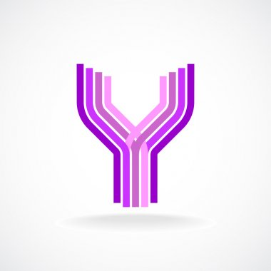 Letter Y logo template