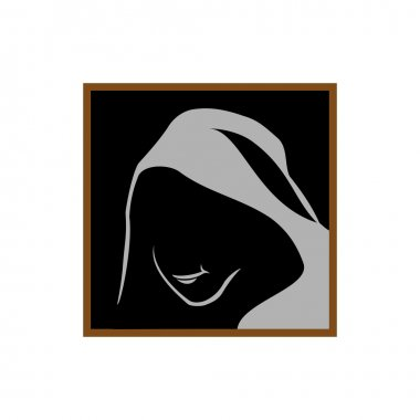 Anonymous logo template