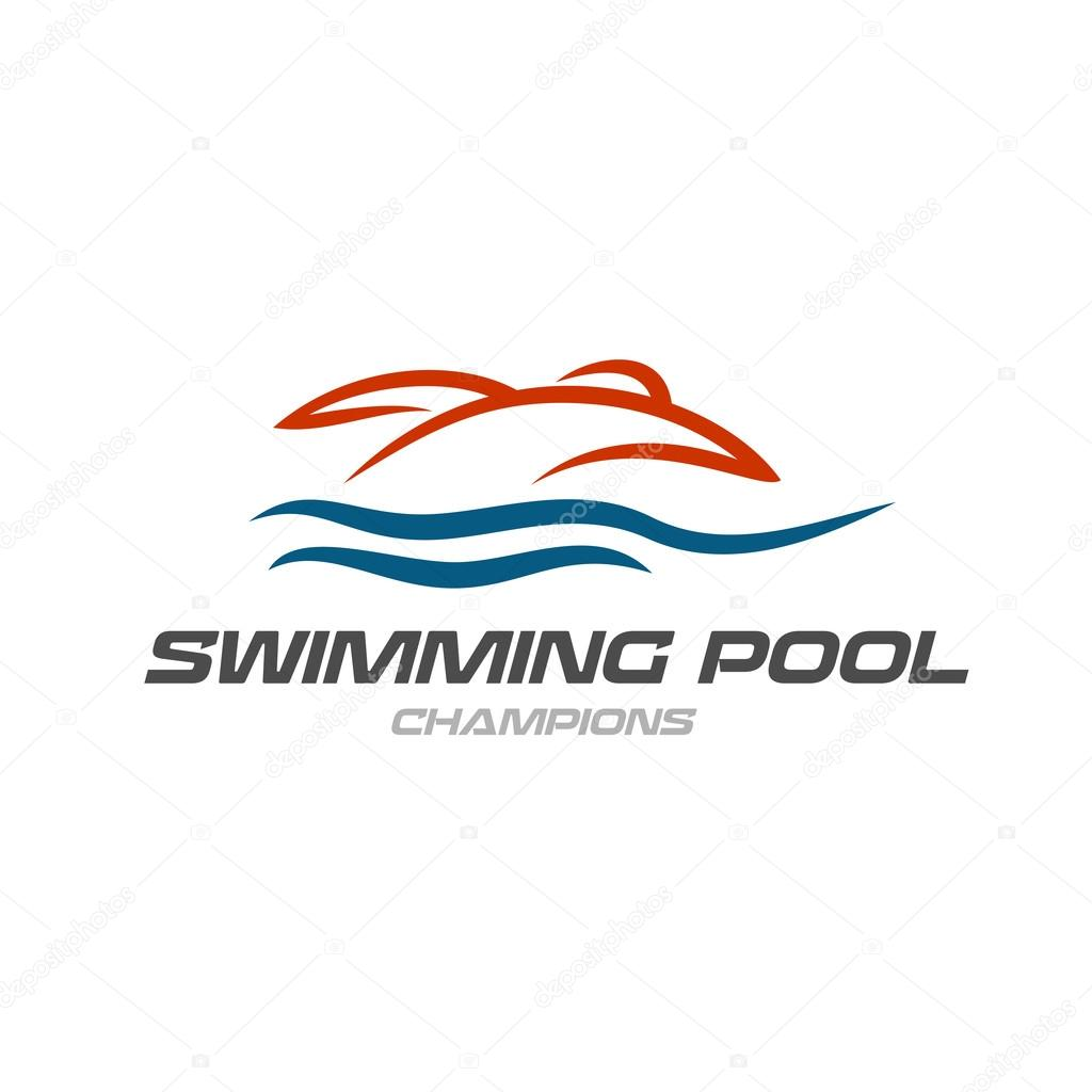 Swimming Pool Logo Design Home Design