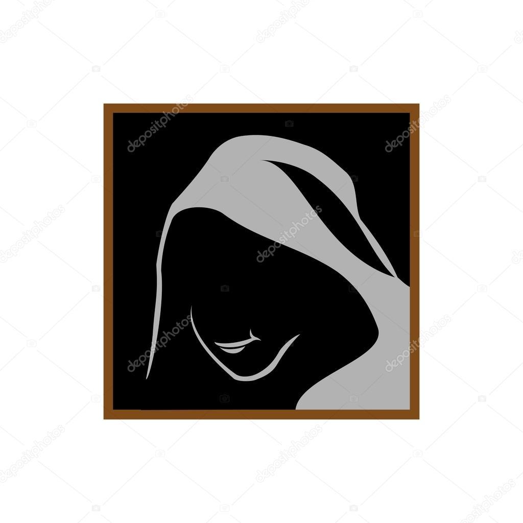 anonymous logo template stock vector kilroy 65686321. Black Bedroom Furniture Sets. Home Design Ideas