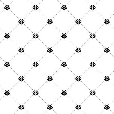 Wheat seamless pattern.