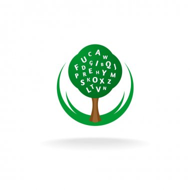 Foreign language school logo
