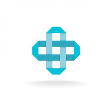 Pharmaceutical cross logo