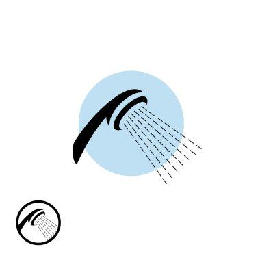 Shower head icon