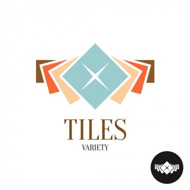 Tiles variety logo.