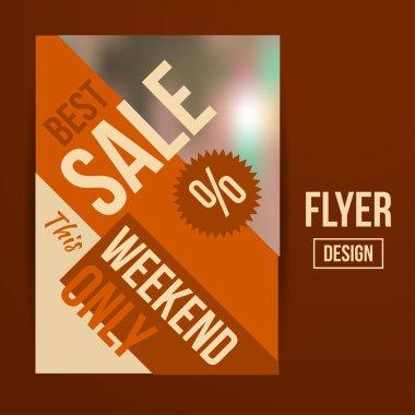 Creative Sale Flyers