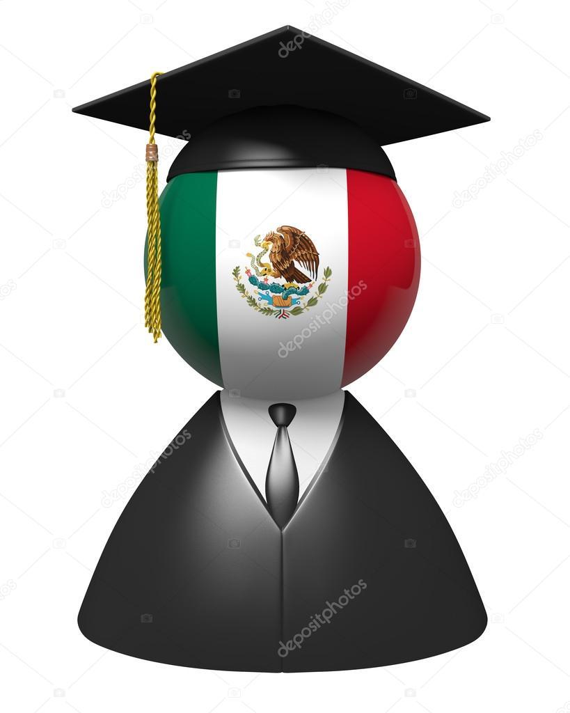 Mexico Hochschule Absolvent Konzept Fur Schulen Und Hochschulen
