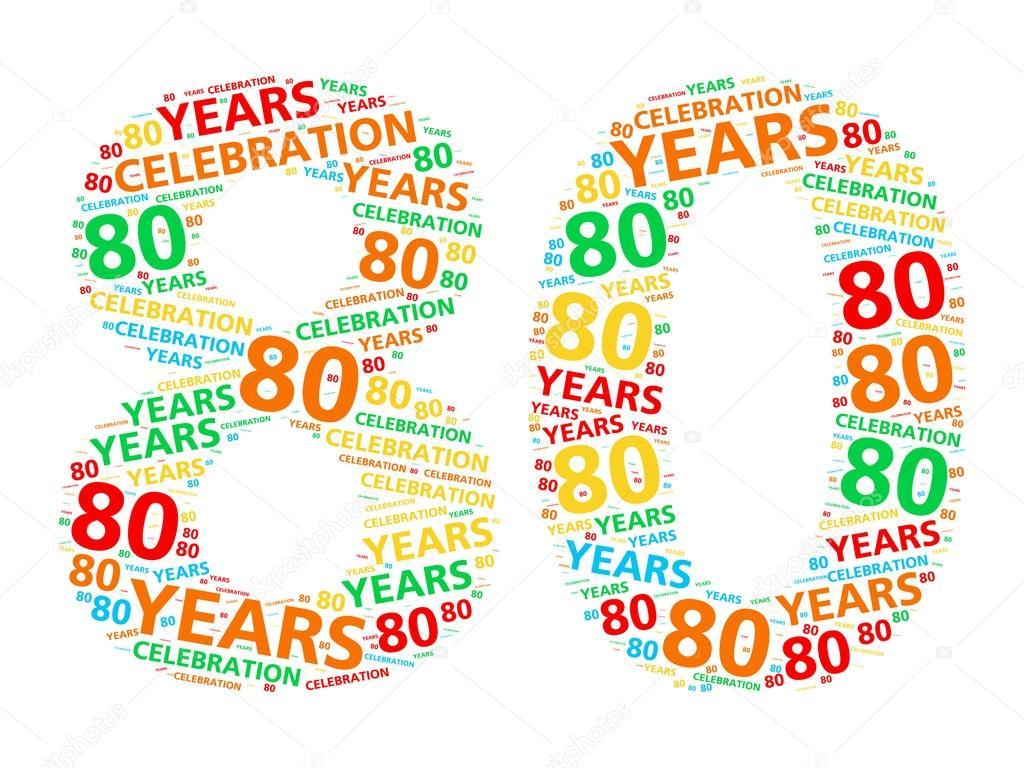 Afbeeldingen Verjaardag 80 Jaar