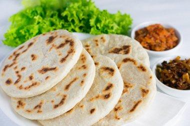 Sri Lankan pol roti