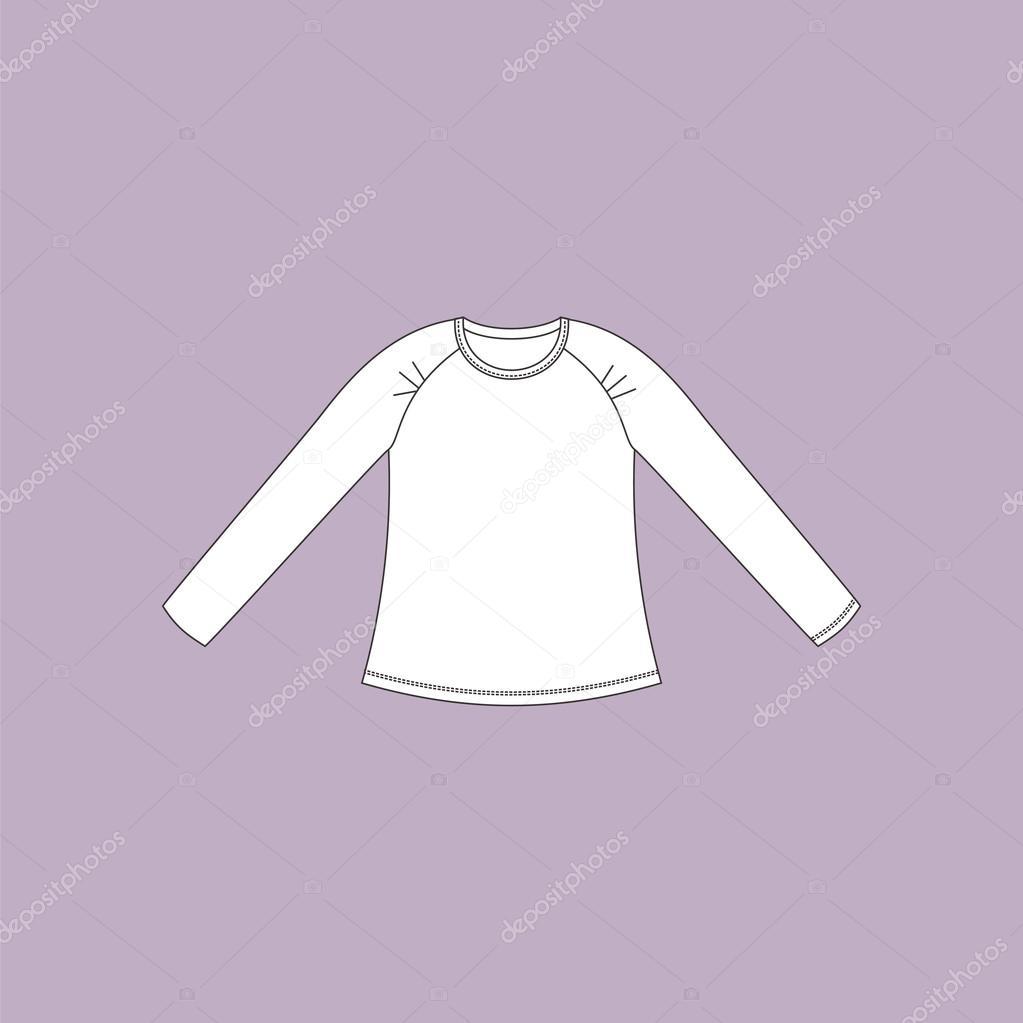 28c4ec3a5871 ... Διανυσματικό Αρχείο · Άλτης. μπλούζα. Γυναικεία ρούχα. καθημερινό  ντύσιμο — Διάνυσμα με anytaktlv