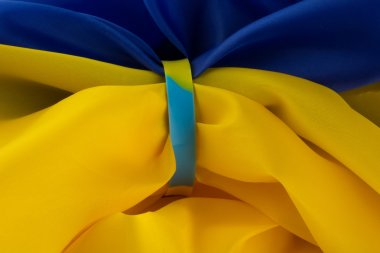 The concept of the Independence Day of Ukraine.