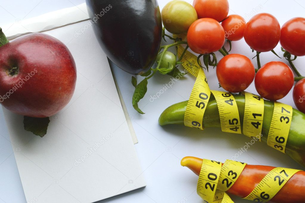 Groovy Vegetables And Fruits For Weight Loss A Measuring Tape Download Free Architecture Designs Scobabritishbridgeorg