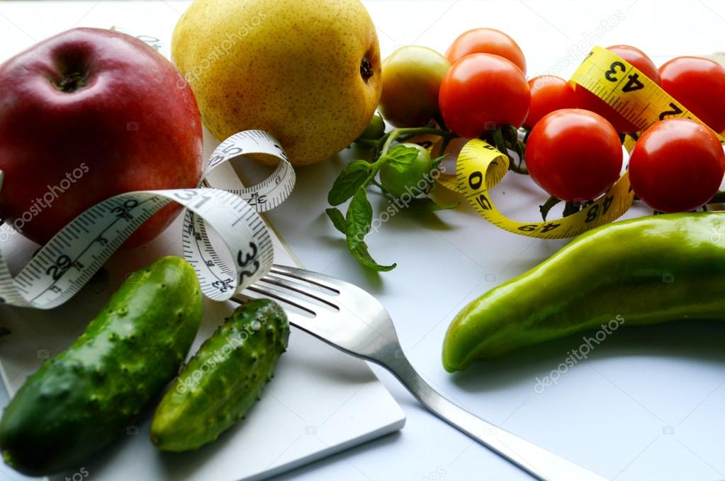 Phenomenal Vegetables And Fruits For Weight Loss A Measuring Tape Download Free Architecture Designs Scobabritishbridgeorg