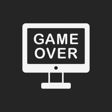 game over icon