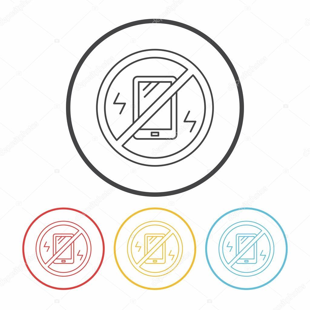 Biegen Sie in die Vibration Symbol — Stockvektor © vectorchef #91237928