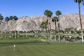 PGA West golf course, Palm Springs, Kalifornie