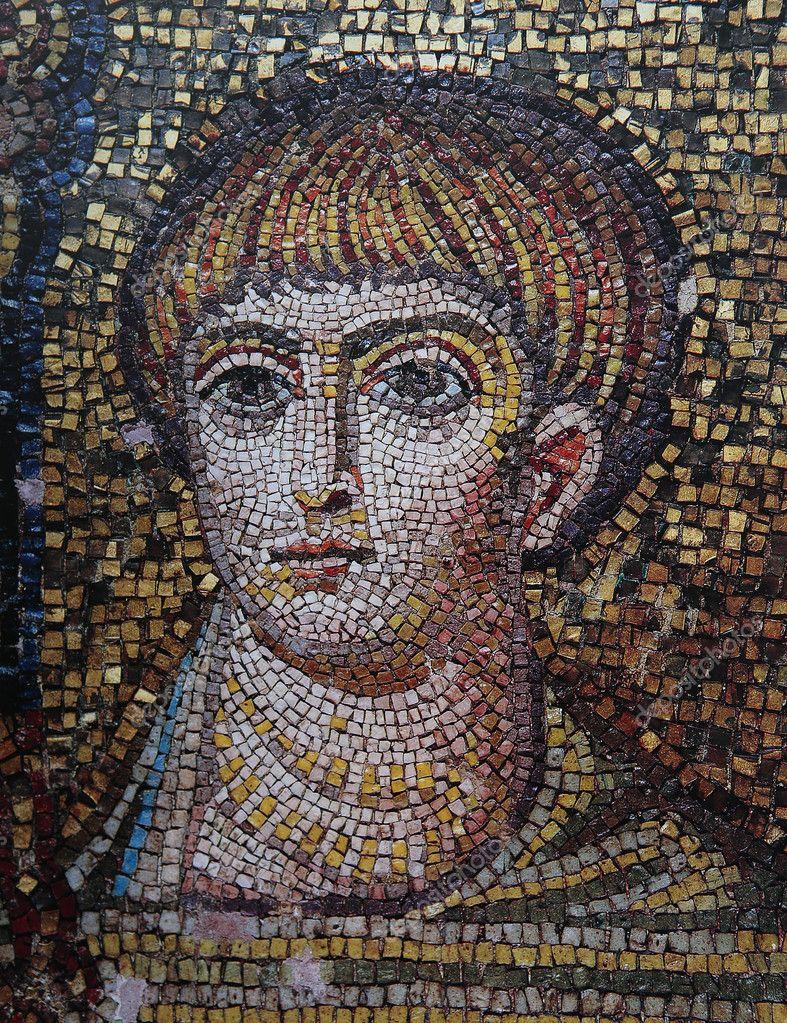 Мозаика в византии картинки авторы