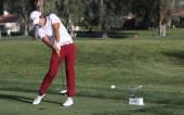 Haru Nomura na Ana inspirace golfový turnaj 2015