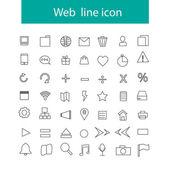 Ikona webové linky