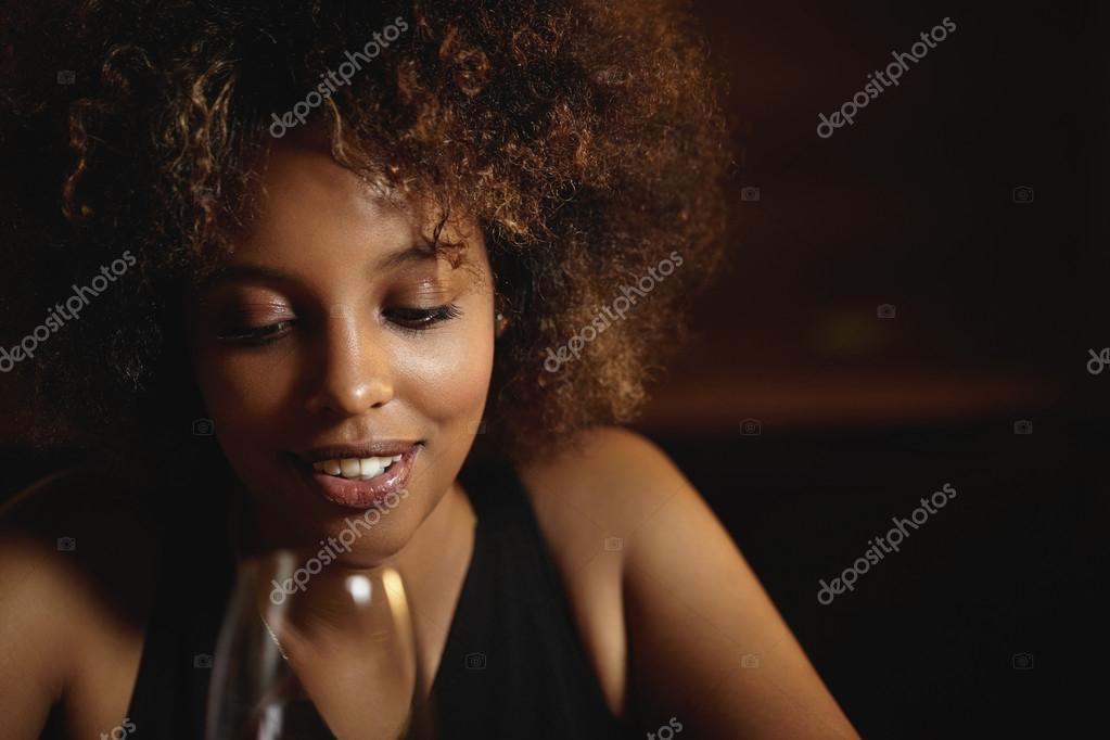 Afro frisur madchen