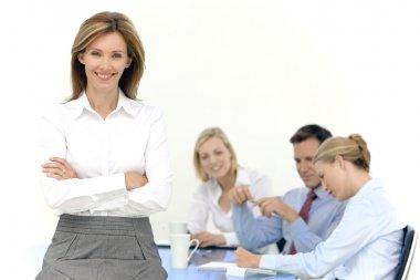 Female Managing director