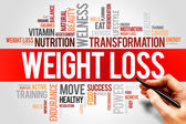 ztráta hmotnosti