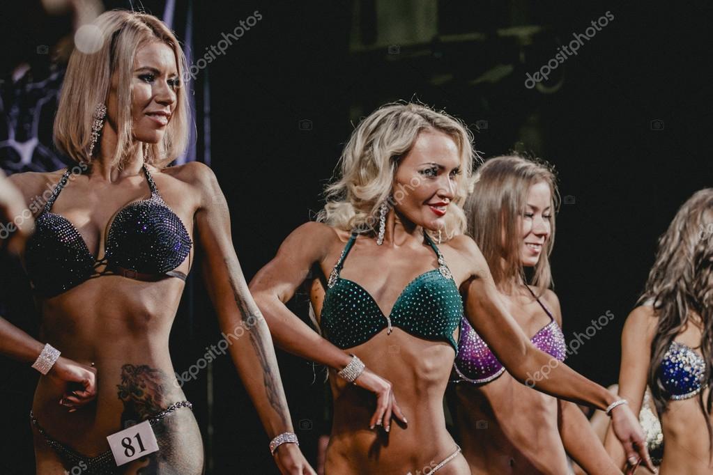Фитнес бикини в челябинске