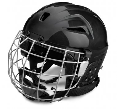hockey goalie mask.