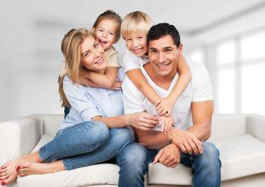 Beautiful Lovely family