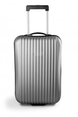 Big travel suitcase