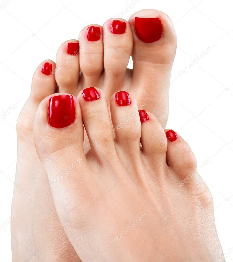 Фотографии красивых женских пальцев ног