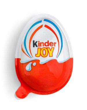 Kinder joy, a chocolate egg