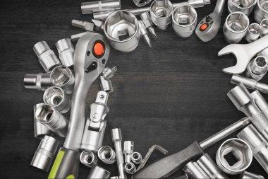 set of  Car parts