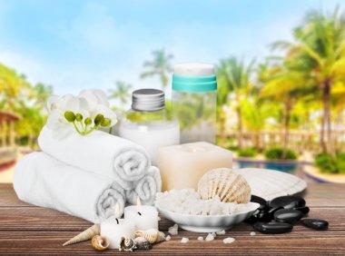 Spa Treatment, Merchandise, Health Spa.