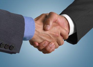 Handshake, Partnership, Business.