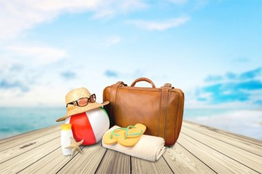 Suitcase, Vacations, Luggage.
