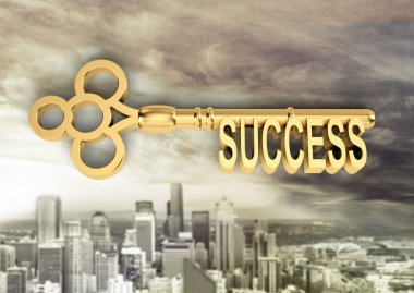 Key, Success, Key To Success.