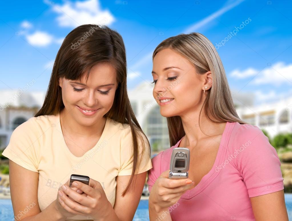 Lesbiennes mobiel