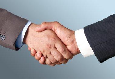 Handshake, Business, Partnership.