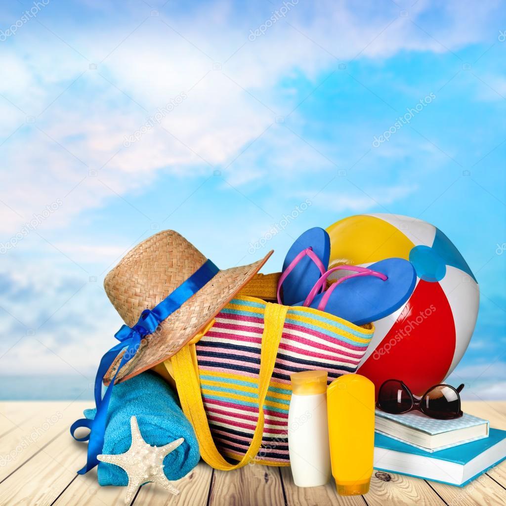 Fotos Vacaciones Verano Vacaciones Verano Playa Foto De Stock