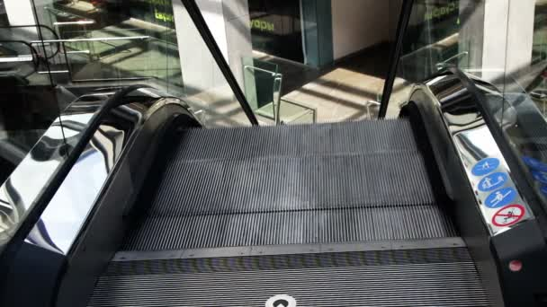 Escalator Lift in Shopping Mall