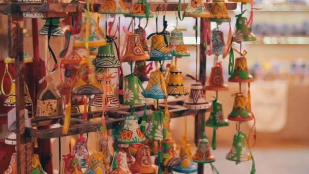 Zvony v obchodě s dárky