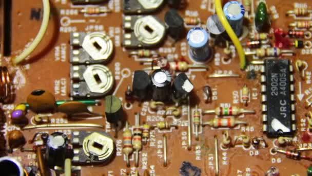 1 elektronikus alkatrészek áramköri